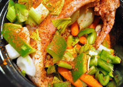 Crock pot turkey breast in crock pot