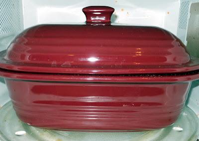 Roasted red pepper pork chops pot