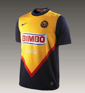 outlet store 419cb c4666 Club America Attitude: New America Jersey