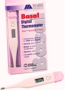 Infertility Guide: Digital Basal Thermometer To Predict ...