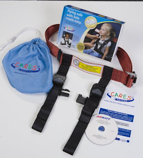 Little Traveller Cares Harness For Children With Special