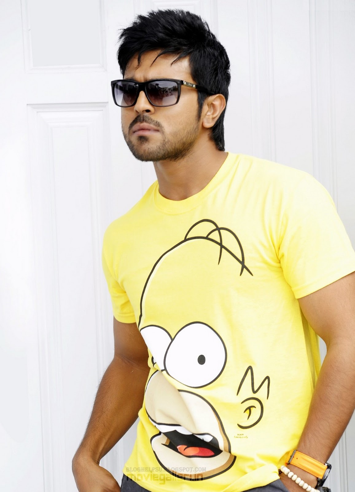 EntertaInmenT Ram Charan Teja Biography Ramcharan Teja