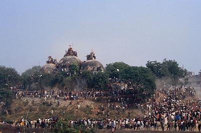 Babur's Victory Monument