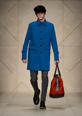 ... per descrivere la nuova collezione uomo autunno-inverno 2011 12 della  griffe