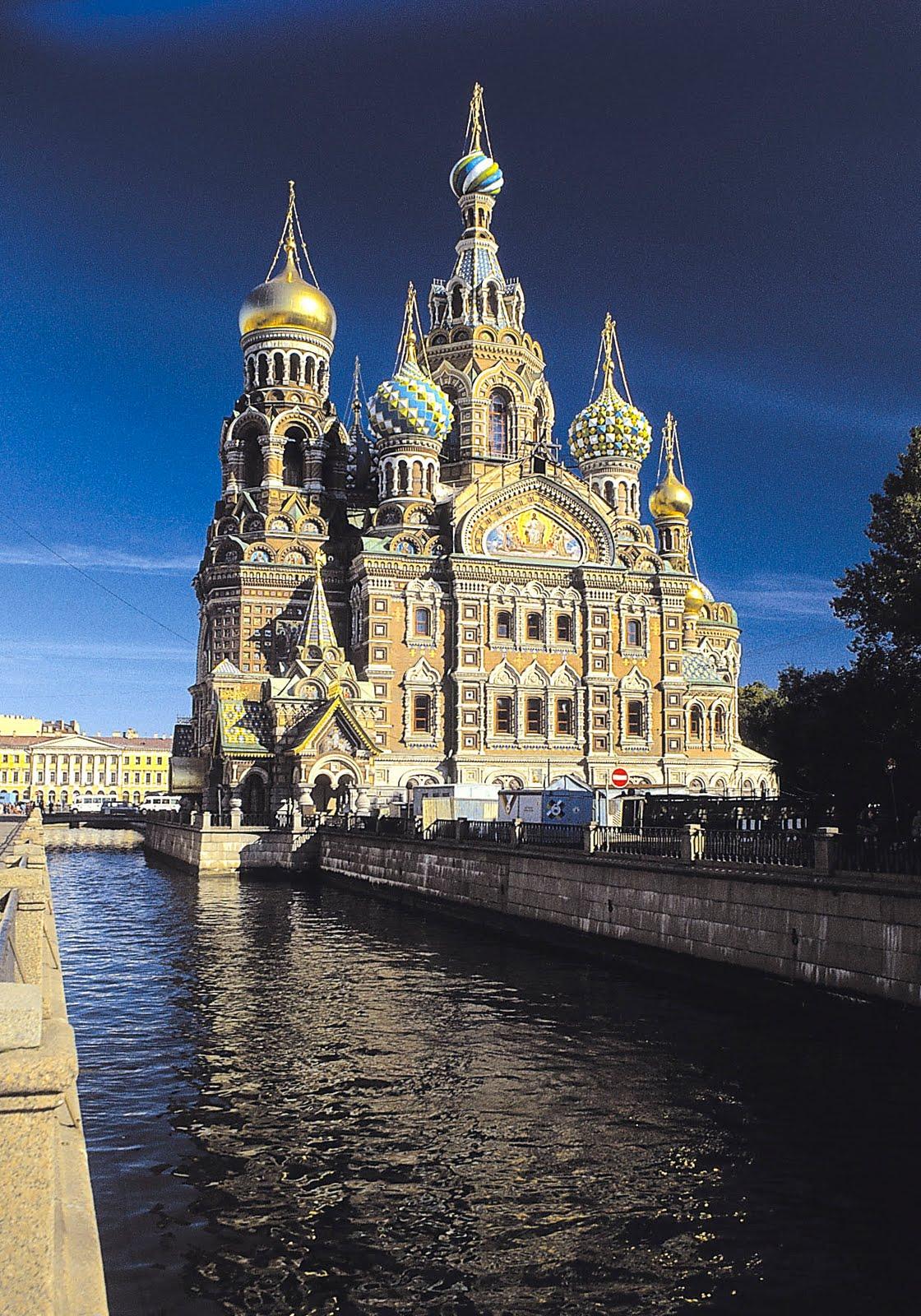 St Petersburg Nood: A. P. Scribbles: St. Petersburg