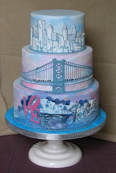 Unusual Birthday Cakes Images