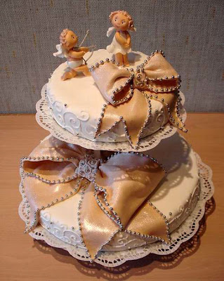 tarta bodas divertidas