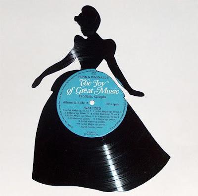 Fresh Pics: Art From Vinyl Records