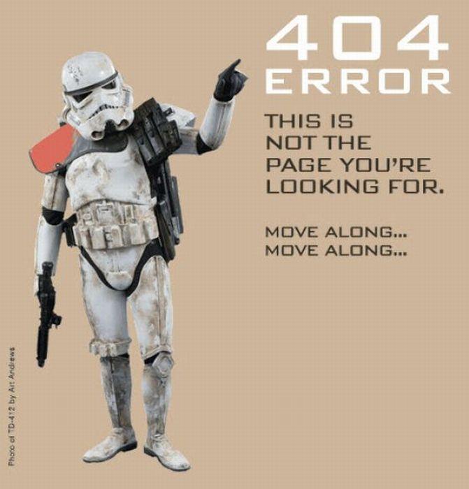 error 404 page - photo #41