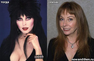 75 Celebrities Then and Now ~ LikePage