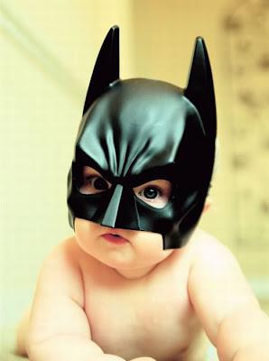Bebés mascarados 11