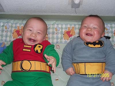 Bebés mascarados 1