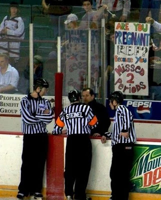 Funniest Sport Sign Ever Seen On www.coolpicturegallery.us