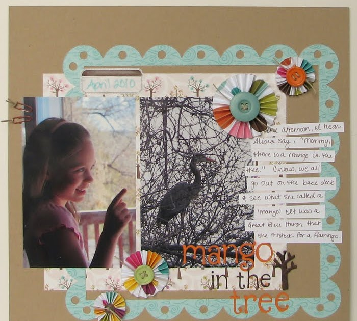 Scrapping Mommy Scrapbookpal Design Team Entry