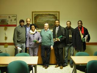 Delegazione Massawa, Mazzieri, Mastrovincenzo