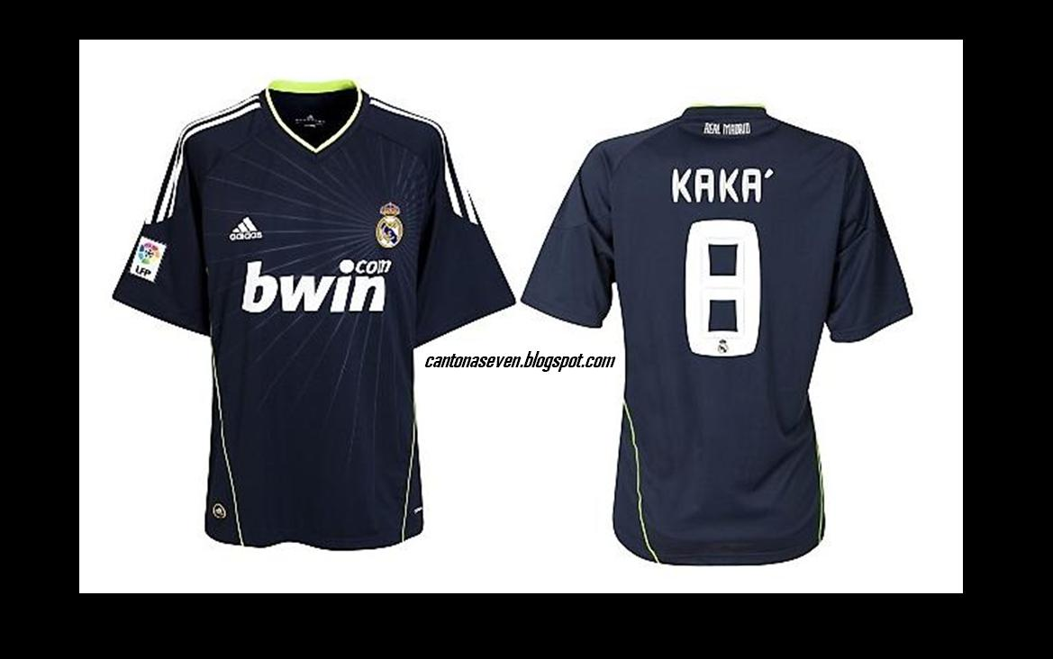 timeless design f3cb8 2172f AL-IKHLAS: Real Madrid New 2010/11 Away Kit