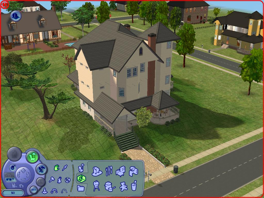 Sims 2 House Plans   Joy Studio Design Gallery - Best Design