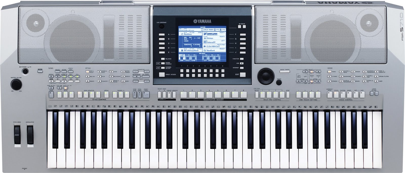 Yamaha Psr S710 : allans billy hyde yamaha psr s710 keyboard ~ Jslefanu.com Haus und Dekorationen