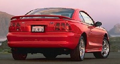 We Love Ford's, Past, Present And Future : 1994-1998 Ford Mustang
