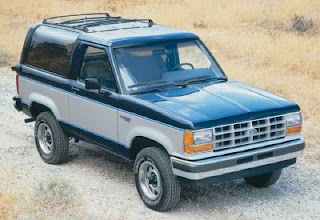 We Love Ford's, Past, Present And Future : 1980-1989 Ford Trucks