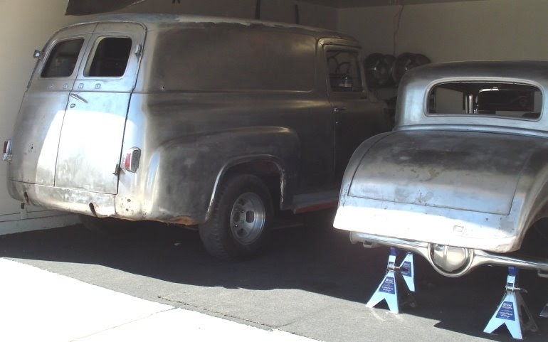 we love ford 39 s past present and future 1956 ford f 100. Black Bedroom Furniture Sets. Home Design Ideas