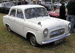 We Love Ford's, Past, Present And Future : Ford Prefect