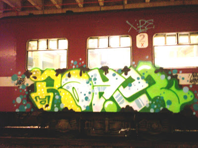 Rayer graffiti