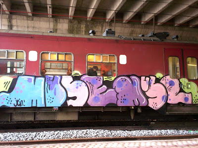 Muse graffiti