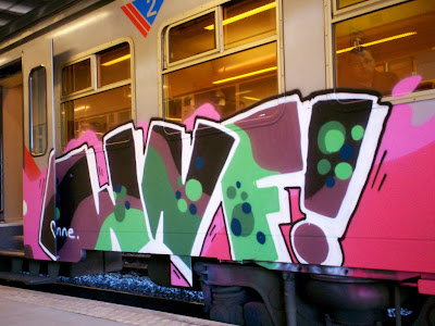 WNF graffiti crew