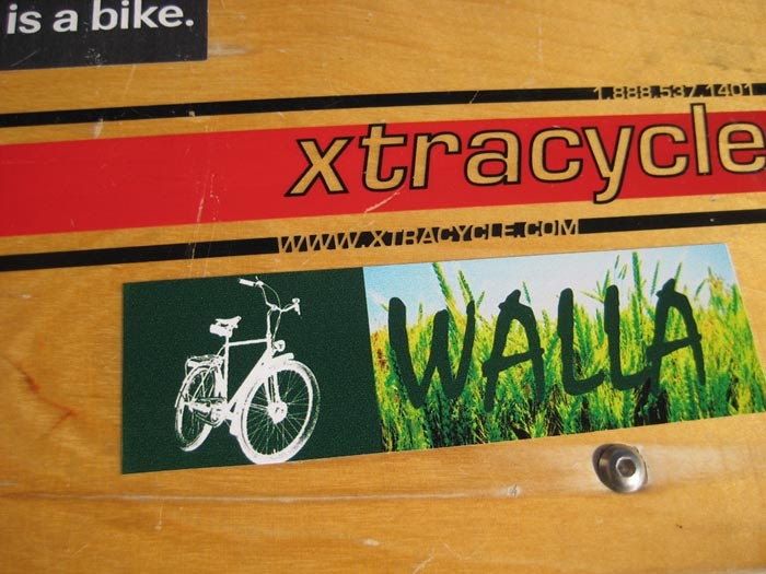 An Adventure Called Bicycling  Bicycle Stickers
