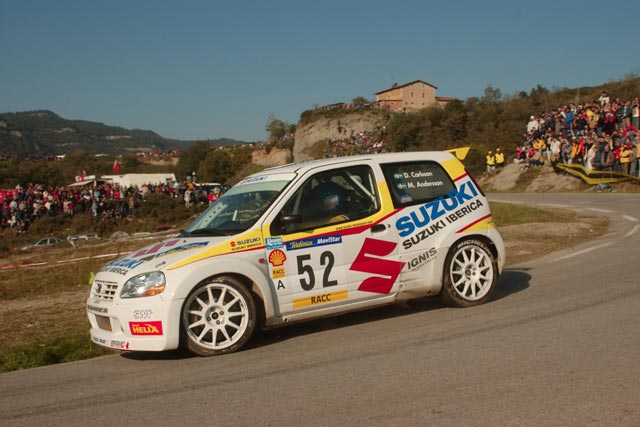 Suzuki Ignis Fh S1600 2002 Racing Cars