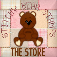 Stitchy Bear Stamps