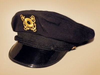 Alright, Who Was The Other Bidder? Vintage Yacht Cap