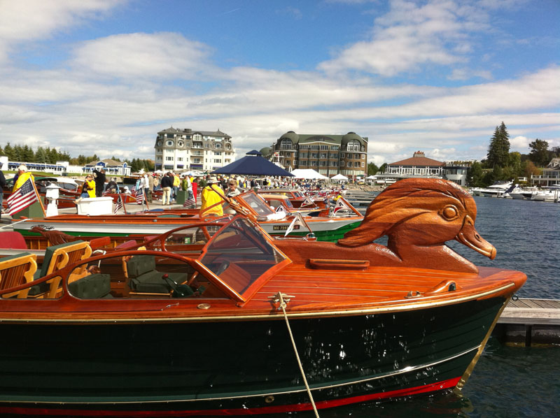40th Annual Vintage User Boat Show