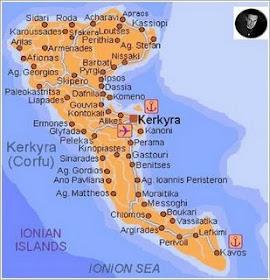 Calin Radulescu Travel Grecia Ghid Insula Corfu Corcyra
