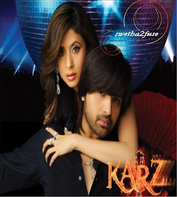 Himesh Reshammiya In Karz cinema: Karz re...