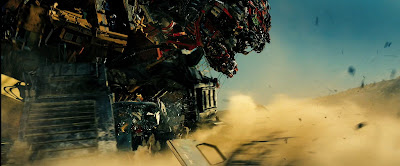 Devastator Crush!