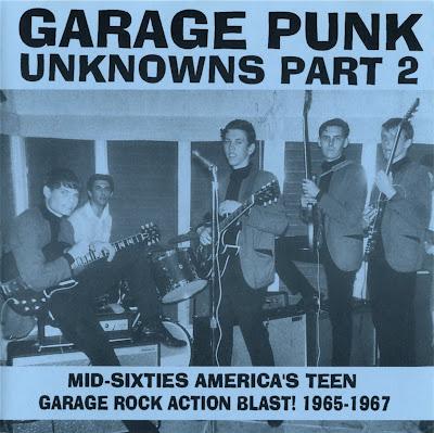 Power Pop Lovers Garage Punk Unknowns Part Two