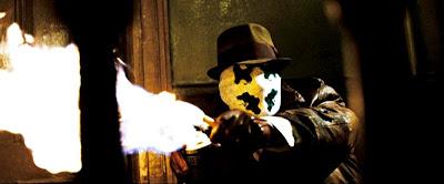 Rorschach sans son masque - Watchmen Les Gardiens