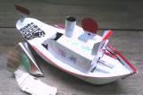 Mainan Tradisional; Kapal Othok-Othok