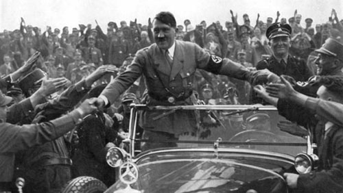 Citaten Hitler Sebenarnya : Oh dunia siapakah adolf hitler sebenarnya