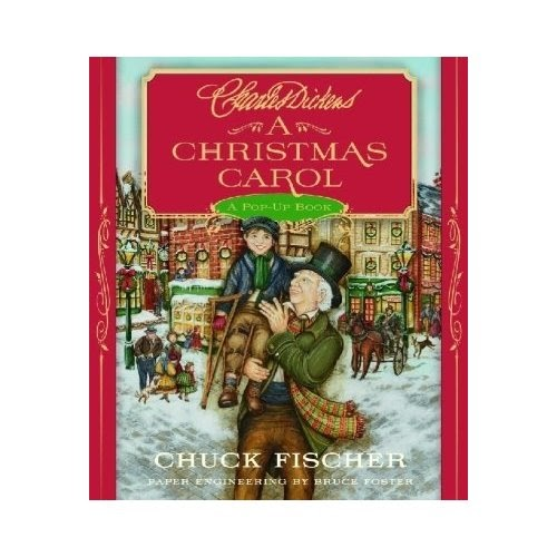 12 Best A Christmas Carol Images On Pinterest: Candidly, Red: A Christmas Carol Pop-Up