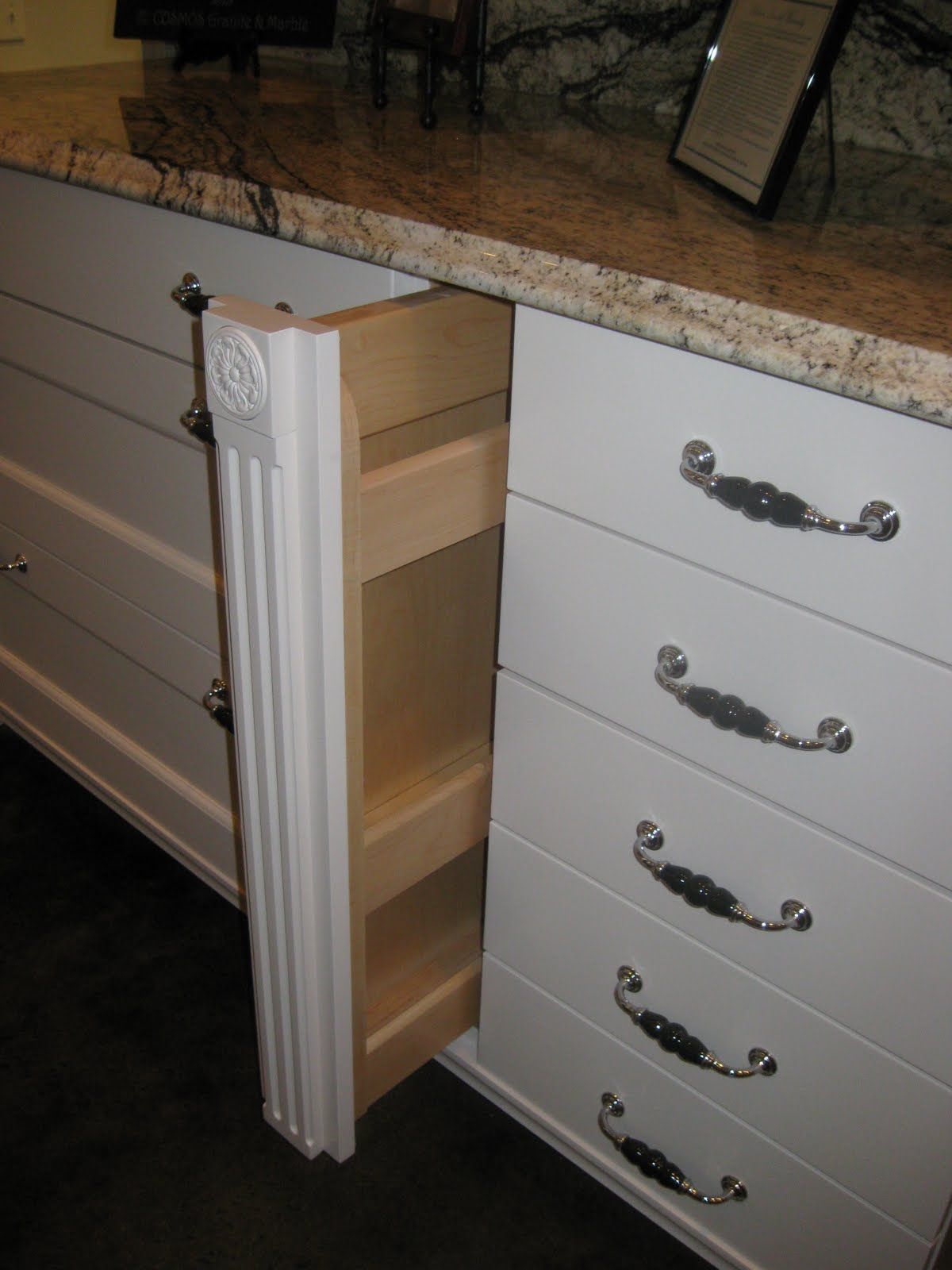 Cabinet Design Hidden Compartments