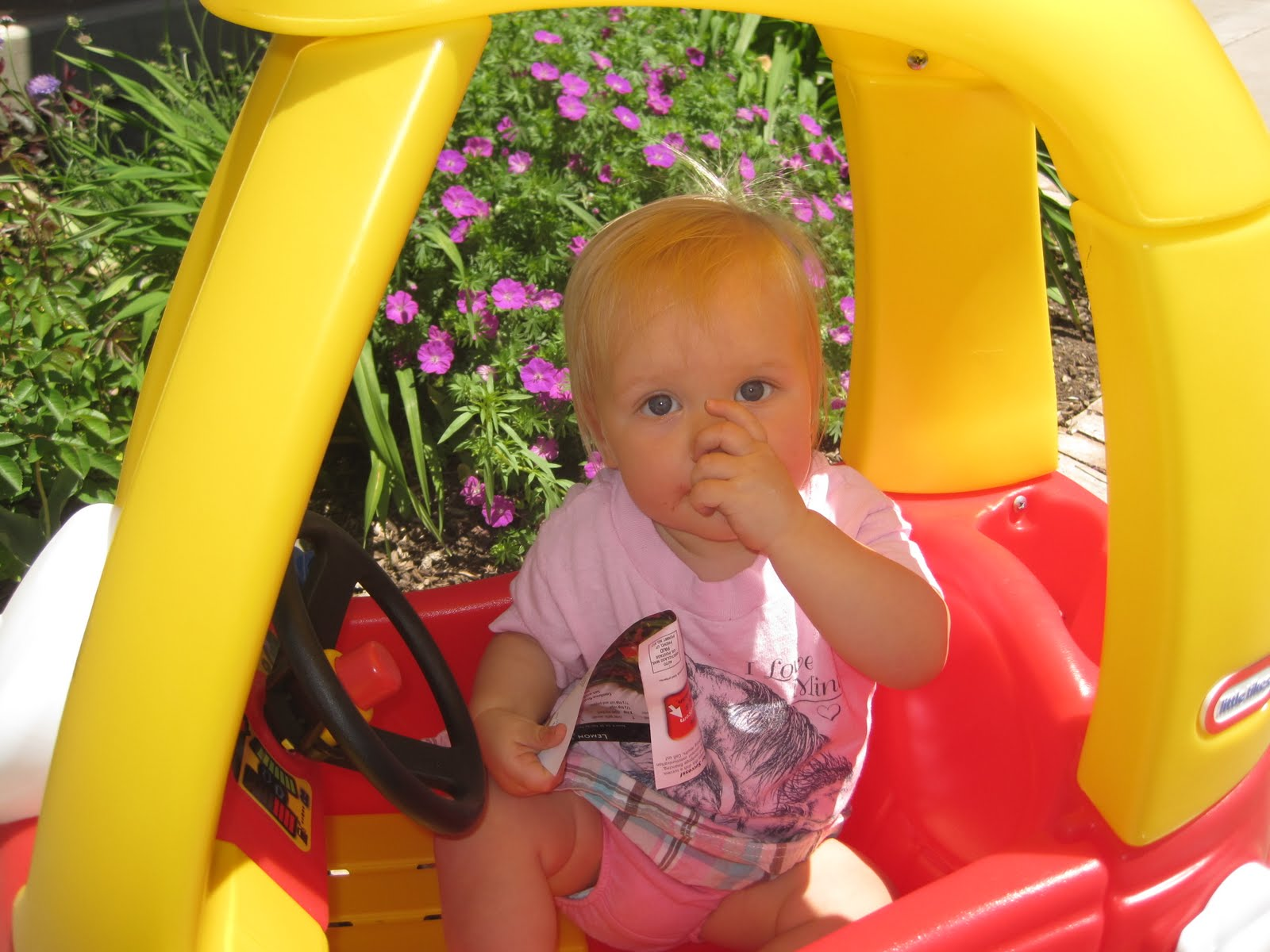 McKenna Pre-Toddler Summary: 14 Months Old