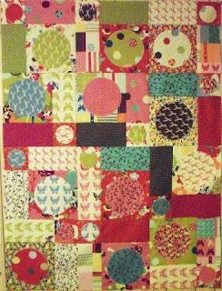Teddy Bear Circles :: NEW Quilt Pattern
