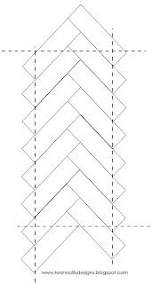 Batik Braid Quilt Tutorial By Jen Eskridge Reannalily Design