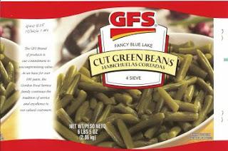 MEDDESKTOP: New Era Canning Company Recalls Canned GFS Fancy