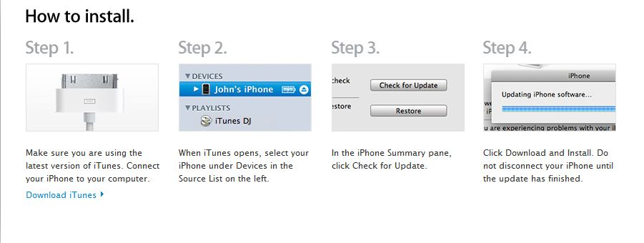 how to make itunes download updates faster