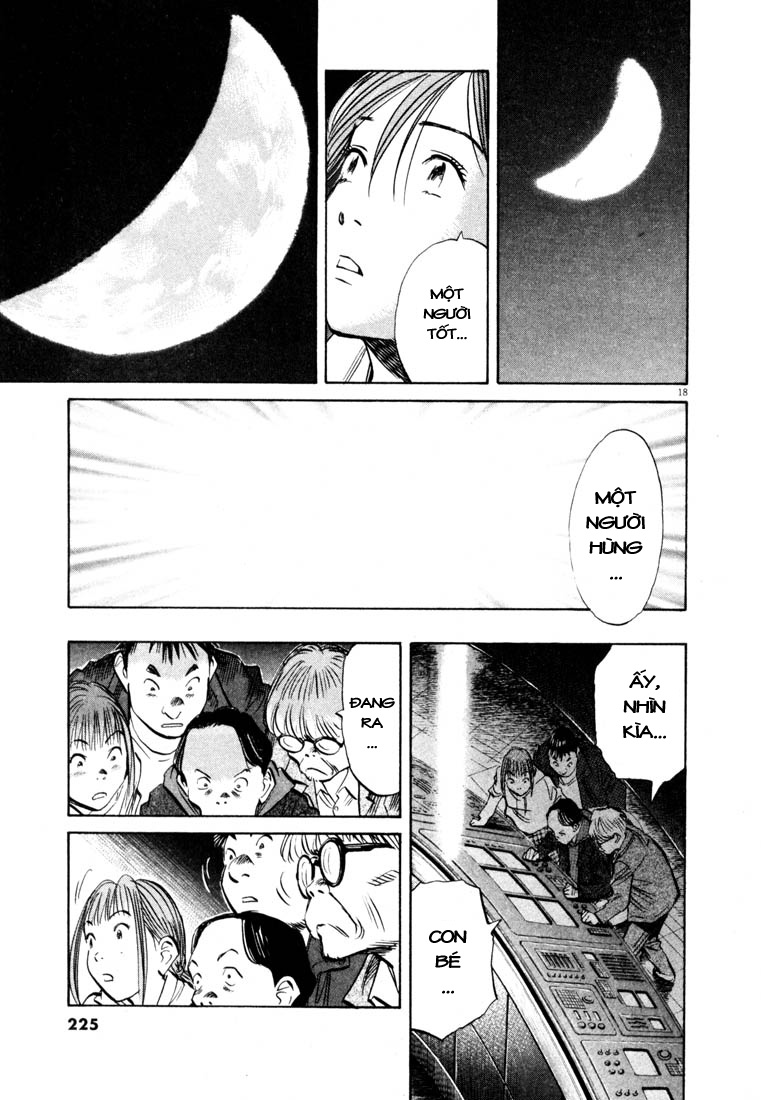 20th Century Boys chapter 157 trang 37