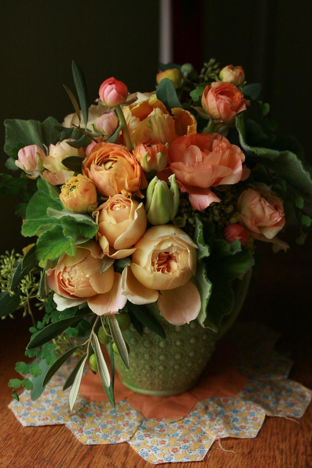 Repurposing Floret Flowers